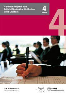 <strong>Special Edition: Education #4</strong><br><em>Edición especial: Educación #4</em>